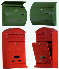 cassette postali mailbox : Box Study Group