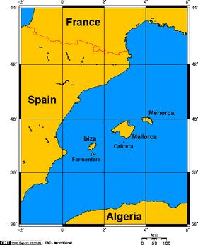 Cartina Spagna Isole Baleari.Forum Di Filatelia Pagina 107